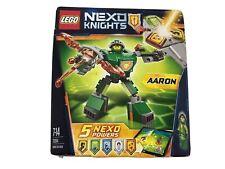 Lego nexo Caballeros Traje de Batalla Aaron 70364 Totalmente Nuevo Factor Sealed