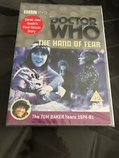 DOCTOR WHO - THE HAND OF FEAR - DVD - NEW AND SEALED