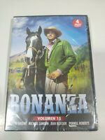 Bonanza Serie TV Volumen 15 - 4 x DVD Español Ingles Nueva
