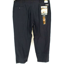 NEW  Wrangler WorkWear 42x32 Canvas Reinforced Pants Black Ripstop