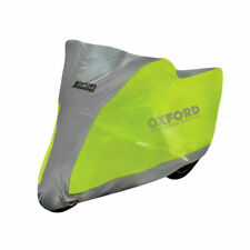 Oxford Aquatex Motorcycle Motorbike Cover Fluo Yellow Small CV220