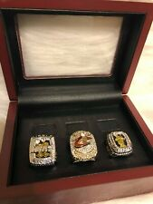 NBA Championship Ring with Box PICK YOUR TEAM Lakers Cavaliers Heat Golden State