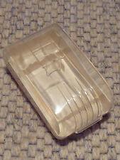 RASOIO-Astuccio in plastica in crema