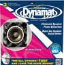 DYNAMAT XTREME SPEAKER PACK SOUND DEADENING PROOFING MATERIAL 10415 2 SHEETS