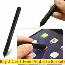 New 2in1 Resistive Capacitive Touch Pen Stylus For iPhone iPad Tablet GPS UK