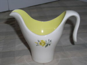 Taylor Smith & Taylor TST Ever Yours Line SHANNON ROSE Pattern Tall Creamer