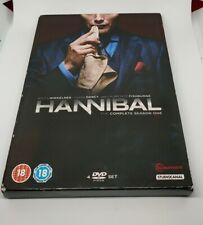 Hannibal Complete Season 1 DVD Mads Mikkelsen Horror Thriller