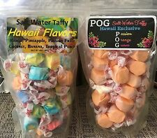Salt Water Taffy 2/8oz POG Mango Banana Pineapple Coconut Tropical