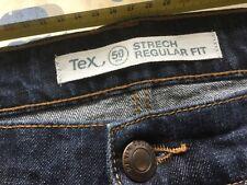 Nieuwe Blauwe Jeans broek stretch maat 38-32