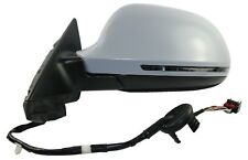 BRAND NEW AUDI A3 2008-2012 5 DOOR NS LEFT WING MIRROR & INDICATOR