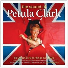 Petula Clark The Sound Of 2-CD NEW SEALED Sailor/Ya Ya Twist/As Time Goes By+