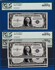 Fr.1618  $1  1935 H  SILVER CERTIFICATE E 04703172 J - BUY ONE NOTE OF 6 PCGS 66