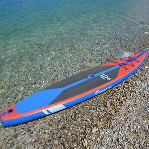 SUP Race Board VIAMARE 380 cm inflatable/Stand up Paddleboard