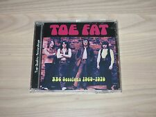 TOE FAT CD - BBC SESSIONS 1969-1970 in SEALED NEU