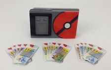Pokémon Collectible Toys Pokedex Trainer Kit System all 15 Tags Cards Tomy 2013