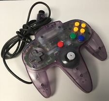 Atomic Purple Nintendo 64 N64 Controller w/ GAMECUBE JOYSTICK