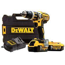 DEWALT DCD795P2 18v XR Li-ion 2 Speed Brushless Combi Drill