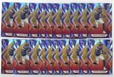x20 JUSTIN JEFFERSON 2020 Phoenix Fire Burst Prizm #111 *Rookie Card RC* lot/set