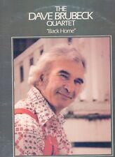 LPDAVE BRUBECK QUARTETback homeUS 1979 EX+ LP