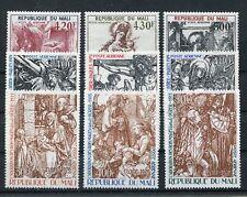 Mali 671/73 + 683/85 + 737/39 postfrisch / A. Dürer ......................1/3819