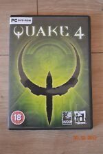 Quake 4 PC GAME DVDFAST DELIVERY