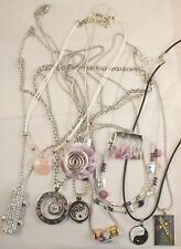 NECKLACES - ASSORTED LADIES END OF LINE STOCK - $1 EACH