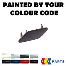 NEW GENUINE VW SCIROCCO HEADLIGHT WASHER COVER LEFT NS PAINTED BY YOUR COLOR