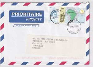 Togo 3161,3244 OAU LANDKARTE MAP AFRICA BELLE BELLOW BRIEF COVER TOGOLAISE