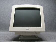 Vintage Gaming Dell Computer Monitor D1028L 1280X1024 120 HZ