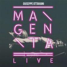 Magenta Live 8715197011624 by Giuseppe Ottaviani CD