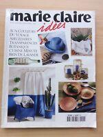 #)  revue MARIE CLAIRE IDEES  N° 29 - JUIN 1998 - AUX COULEURS DU VOYAGE