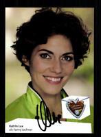 Katrin Lux Dahoam is Dahoam Autogrammkarte Original Signiert# BC 123379