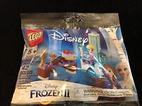 LEGO Disney Frozen 2 Elsa's Winter Throne Polybag 30553 New Sealed