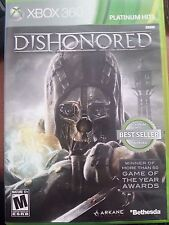 XBOX 360 DISHONORED PLATINUM HITS