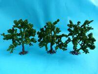 Pour vos dioramas : Faller - Lot de 3 arbres d'occasion hauteur 9 cm