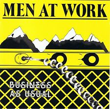 Men at Work - Business As Usual - CD Album - Down Under
