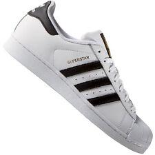 Hombre Adidas Originals Superstar deportivas blanco 46