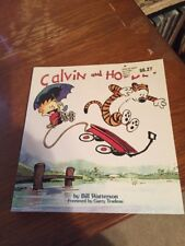 Calvin & Hobbes- Bill Watterson Paperback
