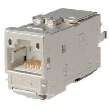 Metz Connect BTR Cat.6A C6Amod 180° Modul Jack 130B11-E für 10 Gbit/s Ethernet