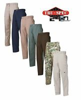 TRU-SPEC 24/7 Tactical Pants Police & Fire 28-38W 30-36  RipStop Cotton Blend