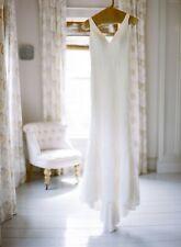 Vera Wang Mallory Wedding Dress. Size 8 (Tailored) Originally $4,190.