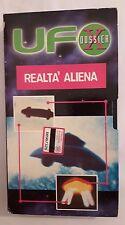 CS2> Film VHS Ufo X dossier Realtà Aliena