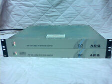 ARG ElectroDesign 1845 45Mb/s Network Adapters DVB/ASI Video/Data over G.703