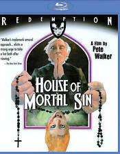 House Of Mortal Sin Blu-ray