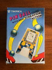 MAQUINITA TRONICA PINBALL PG-205 TIPO GAME & WATCH