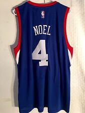 d6f014dbf Adidas Swingman 2015-16 NBA Jersey Philadelphia 76ers Nerlens Noel Blue Alt  sz S