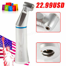 NSK Inner Water Spray Dental Low Speed Contra Angle Handpiece Push E-type WY Dr