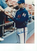 MLB Baseball Ron Darling Mets autographed signed 8x10 photo