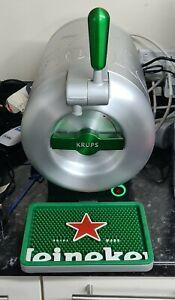 Krups The Sub Heineken Beer Dispenser classic