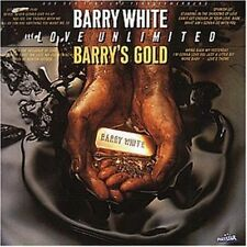 Barry White Barry's gold (14 tracks, 1973-76, with Love Unlimited) [CD]